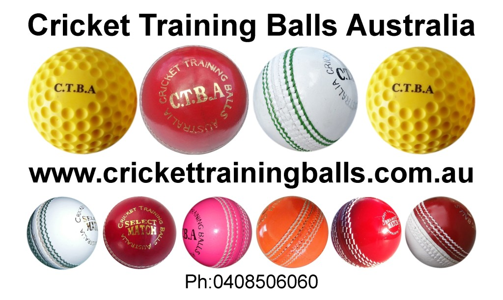 Cricket Training Balls Australia