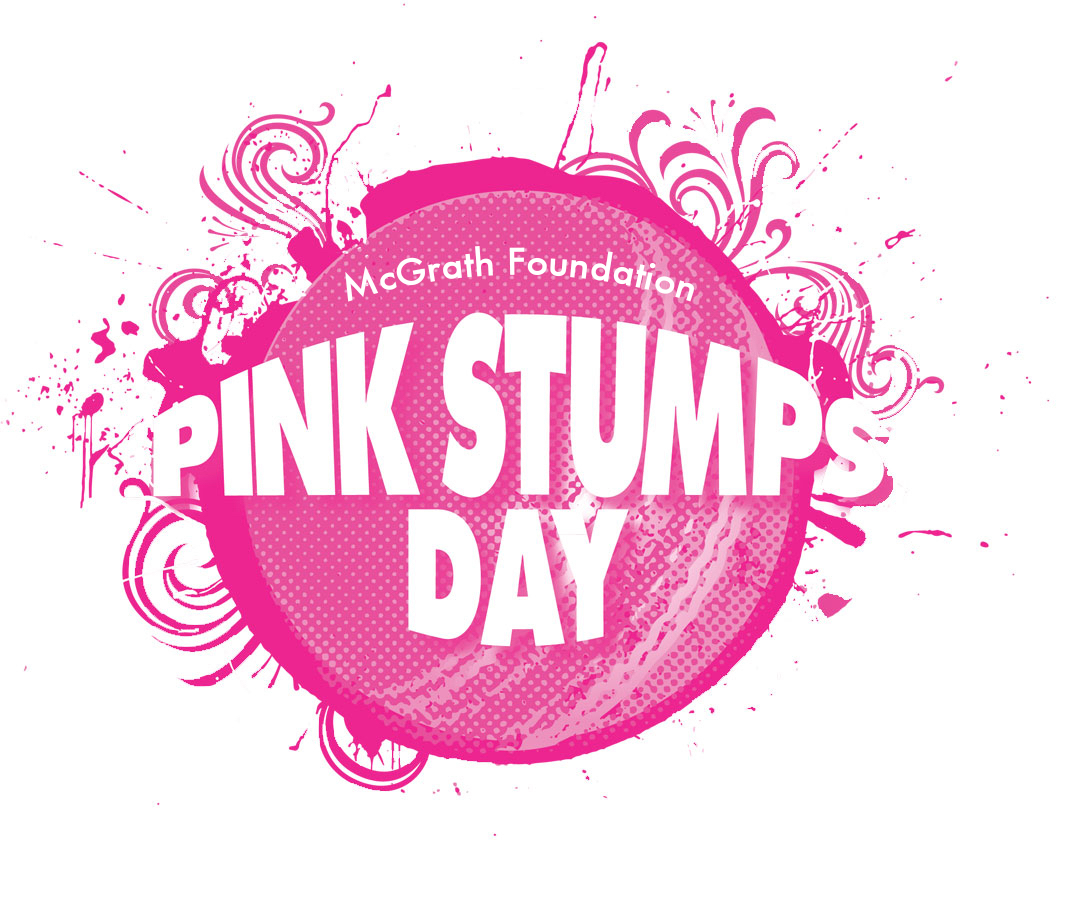 Pink Stumps Day 2016
