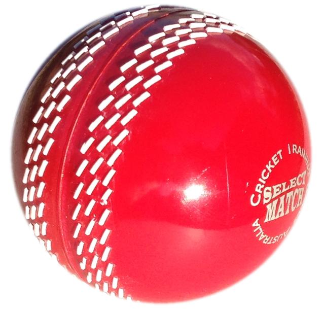 Cricket ball drawing