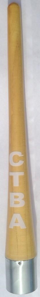 C.T.B.A bat gripping cone